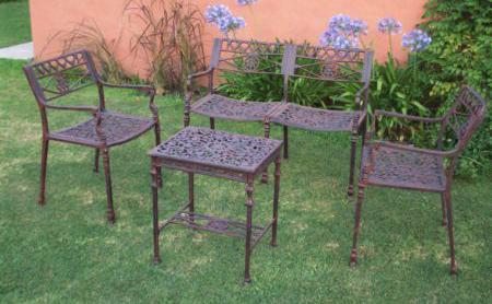 Il Ferro: Juegos de jardín